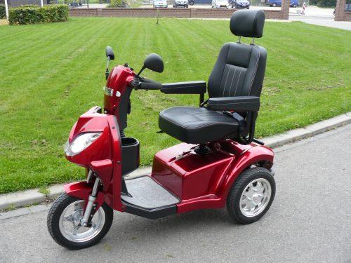 """Das Dreirad – Sieht aus wie ein echtes """"Motorrad"""""""